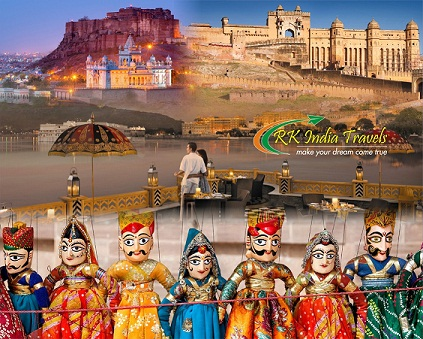 Amazing Rajasthan Tour 7 Nights 8 Days